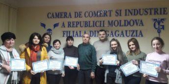 Лингвистические курсы Центра делового образования ТПП РМ по Гагаузии