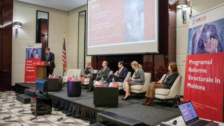 USAID a lansat un nou program în sprijinul mediului de afaceri din țara noastră