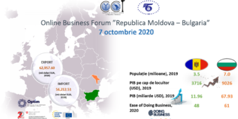 Болгария – Молдова: новые этапы экономического сотрудничества